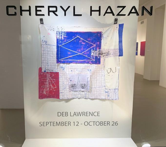 Cheryl Hazan Gallery:Shelter