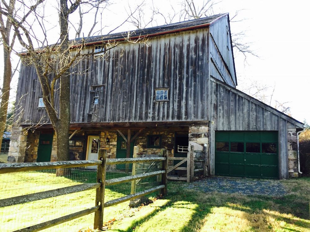 Hares Hill Barn + Stone Carriage House